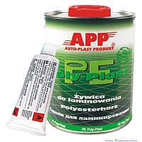 Полиэфирная смола APP PE POLY-PLAST 1 л.
