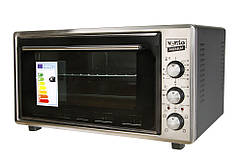Духовка настольная с конвекцией Ventolux ERIKA BK/X 45 литров