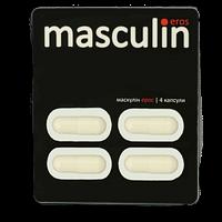 Masculin - средство для возврата былой силы. Мы собрали лучшие компоненты в единый состав!, фото 1