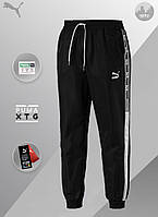 Спортивные штаны Puma XTG Woven Pants (Чёрные)