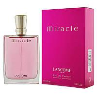 Женская парфюмированная вода духи парфюм аромат Ланком Миракл для женщин(Lancome Miracle)Лиц ОАЭ