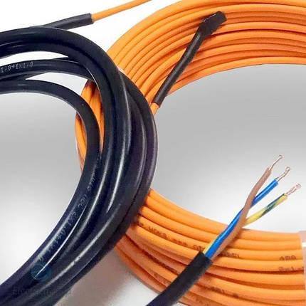Универсальный нагревательный кабель Woks-18 1220W (68м) (Украина), фото 2