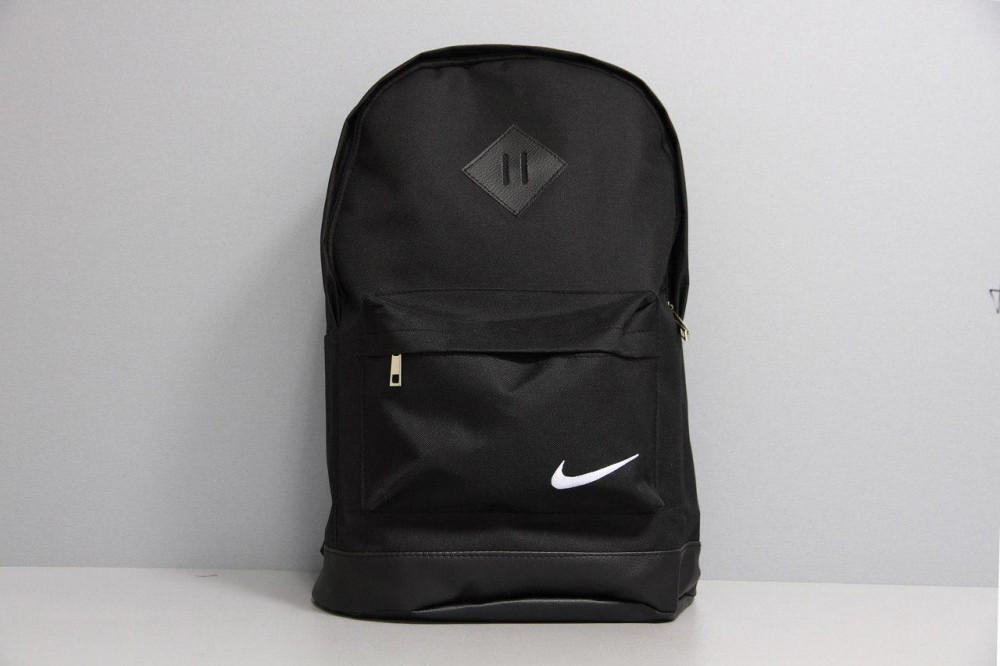 Рюкзак городской мужской, женский, для ноутбука   Nike (Найк) Черный