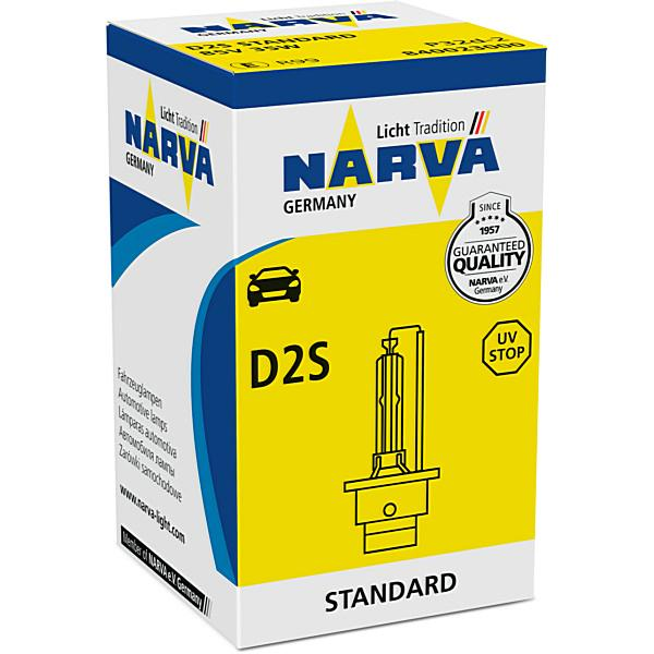 Лампа ксенона Narva D2S