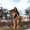 """Пиджак """"spring suit"""" экокожа, фото 3"""