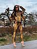 """Пиджак """"spring suit"""" экокожа, фото 5"""