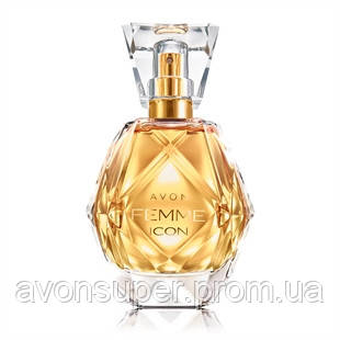 парфюмерная вода Avon Femme Icon 50 мл цена 295 грн купить