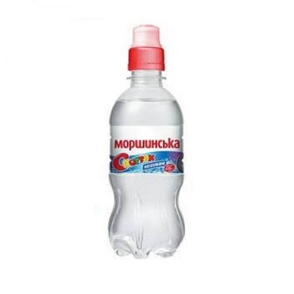 Минеральная вода Спортик Моршинская 0,33л