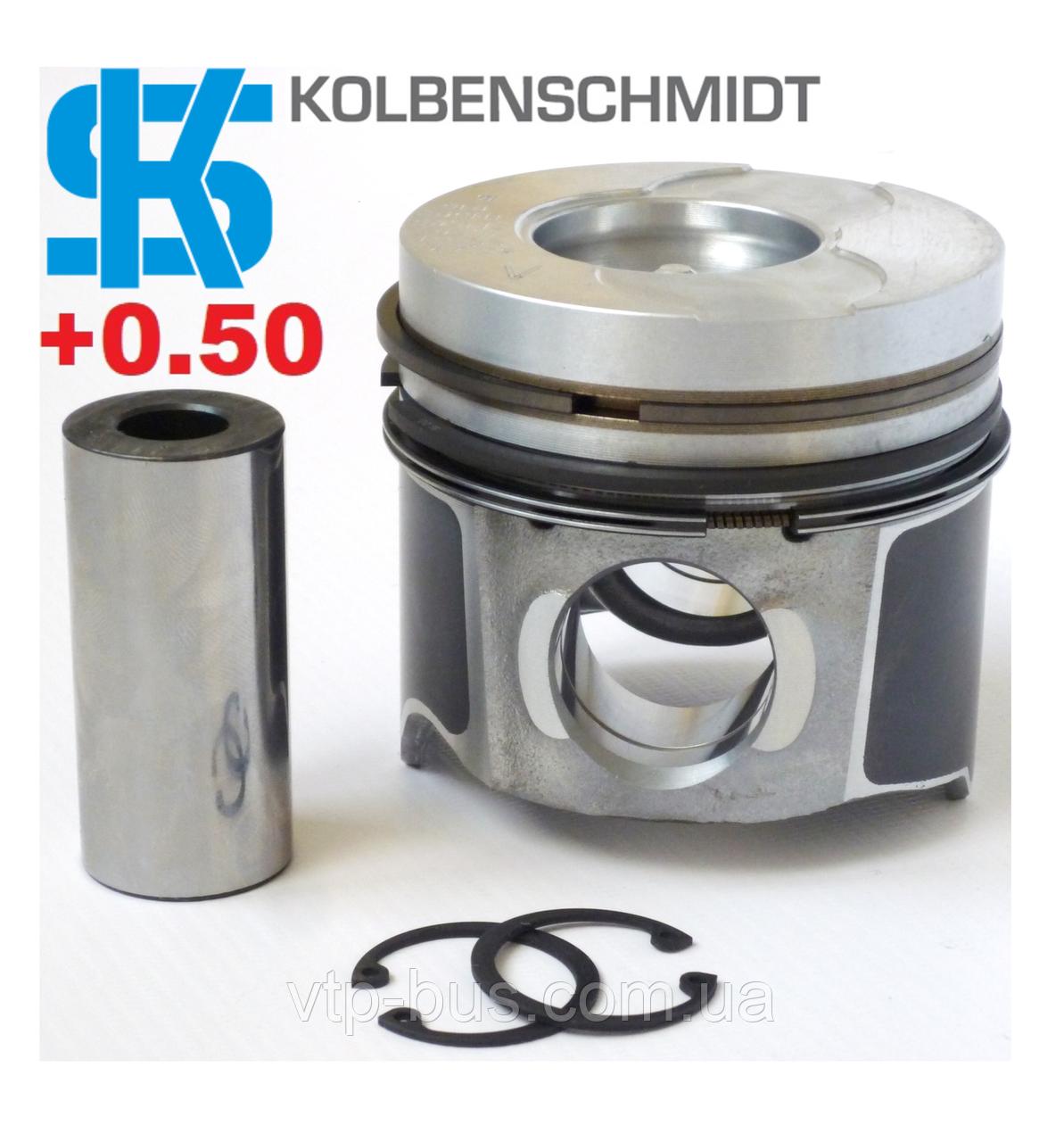 Поршень двигателя (d=80.50 2-й ремонт) на Renault Trafic 1.9dCi (2001-2006) Kolbenschmidt (Германия) 99561620