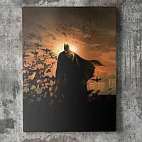 Картина на холсте (печать) Бэтмен | Batman 80, 120