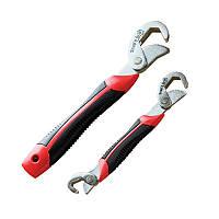 Ключи универсальные Snap n Grip Красный/Черный, фото 1