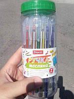 Ручка шариковая 411054 (30шт) 1Вересня