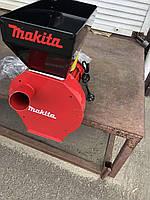 Зернодробилка Makita EFS 4200 Руминия, ДКУ крупорушка шредер ( млин дробилка корморезка кормоизмельчитель)