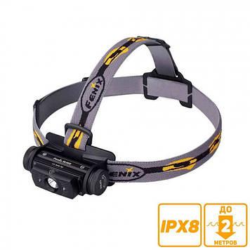 Fenix фонарь налобный HL60R Black