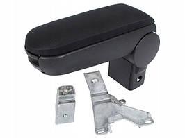 Подлокотник + монтажный комплект для VW Seat Skoda Черный 7429273685, КОД: 1124357
