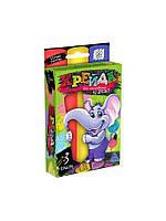 Мел для рисования на асфальте Danko Toys 3 штуки MEL-01-01U, КОД: 1528393