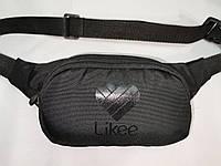(11*31)Детская сумка на пояс Likee Оксфорд ткань1000D спортивные барсетки подростковые Девочка и мальчик опт