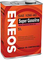 Моторное масло ENEOS SL 10W-40 п с 4 л ENSS1040SL-4, КОД: 1226027