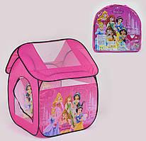 Палатка детская Small Toys 8009 Р Розовый 2-78940, КОД: 1249118