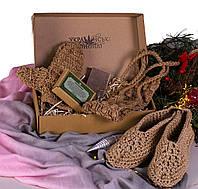 Подарочный конопляный набор для Него KonopliUA MHomeDeluxe MH003, КОД: 1462230