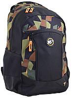 Рюкзак молодіжний YES T-39 20 л Hunter 557006, КОД: 1252068
