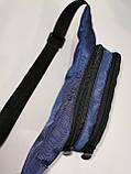 (11*31)Детская сумка на пояс Tik Tok Оксфорд ткань1000D спортивные барсетки подростковые Девочка и мальчик опт, фото 4