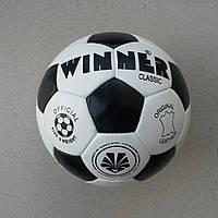 Мяч кожаный Winner Classic, фото 1