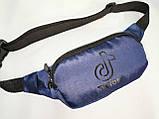 (11*31)Детская сумка на пояс Tik Tok Оксфорд ткань1000D спортивные барсетки подростковые Девочка и мальчик опт, фото 3