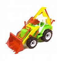 Трактор Тигр Орион Зеленый TOY-102520, КОД: 1278482