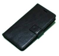 Чехол книжка для телефона Sony Xperia Z1 черный, фото 1
