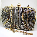 Жіночий клатч/сумочка Zara Woman (Індія), фото 7