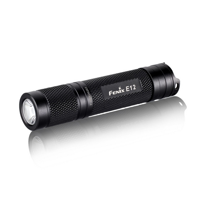 Fenix фонарь E12