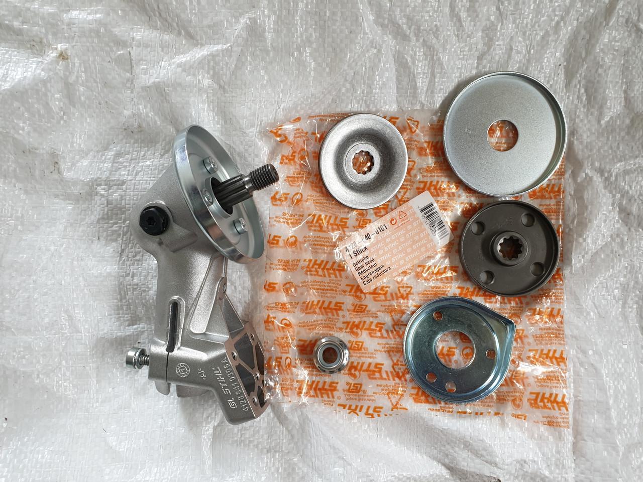 Мотокоса STIHL FS 450 Редуктор в зборі 41286400101 оригінал