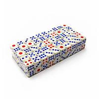 Кости DUKE игральные пластиковые 100 шт Белый DN28921, КОД: 285896