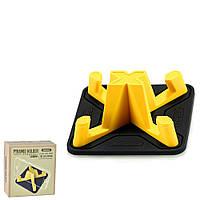 Автомобильный универсальный держатель Remax RM-C25 Yellow 6954851268512, КОД: 1082780