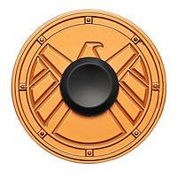 Спиннер Spinner Агенты Щ.И.Т металл 87 Золотистый tdx0000229, КОД: 298669