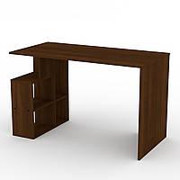 Стол письменный Компанит Ученик-3 1200х600х738 мм Орех Экко hubZKcX36629, КОД: 1683008