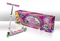 Самокат Disney Fairies 3-колесный, складной, алюминиевый (SD0106)