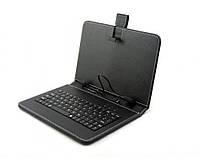 Обложка-чехол для планшета 7 с USB клавиатурой Черная 16845-nri, КОД: 212799