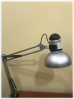 Лампа настольная Великолепный Луч N800 (серебро)