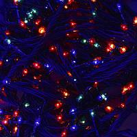 Гирлянда светодиодная Small Toys С 31323 100 лампочек 8.5 м 2-70422, КОД: 1347603
