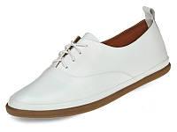 Женские туфли Mida 36 Белые 210325 34 36, КОД: 1623545