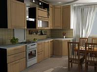 Установка кухни Одесса