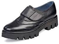 Женские туфли Mida 38 Черный 21621 16 38, КОД: 1534174