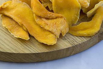 Манго сушеный без сахара (70 грамм)