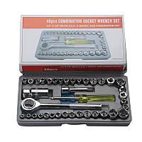 Набор инструмента для ремонта автомобиля 40ед - Aiwa