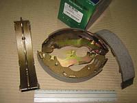 Колодки тормозные барабанные ХЮНДАЙ AVANTE XD (производство  PARTS-MALL)  PLA-005