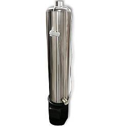 Электрический водонагреватель-титан Укрпромтех с топкой, КОД: 104566