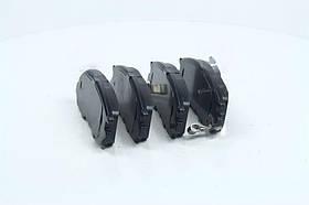 Колодки тормозные МИТСУБИШИ GALANT, LANCER 90- передние (производство  SANGSIN)  SP1134