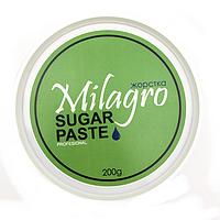 Сахарная паста Milagro для шугаринга Жесткая 200 г nr1-171, КОД: 1190097